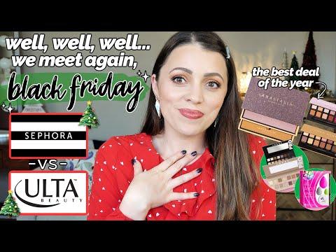 BLACK FRIDAY SALE GUIDE // Sephora + Ulta Deals 2019