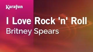 Download mp3: https://www.karaoke-version.com/mp3-backingtrack/britney-spears/i-love-rock-n-roll.htmlsing online: https://www.karafun.com/karaoke/britney-spe...