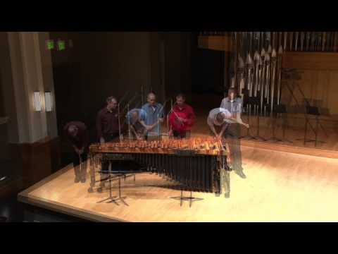 Colorado State University Faculty Percussion Ensemble: Two Chilean Songs