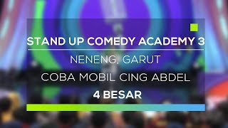 Video Stand Up Comedy Academy 3 : Neneng, Garut - Coba Mobil Cing Abdel download MP3, 3GP, MP4, WEBM, AVI, FLV April 2018