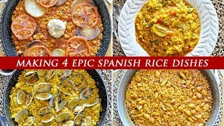 Episode #366 - how to make 4 epic spanish rice dishes full recipes here: https://www.spainonafork.com/4-spanish-rice-dishes-you-need-in-your-life/ get the go...