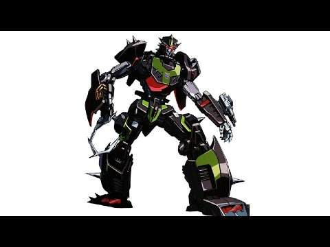 Transformers Origins: Lockdown!