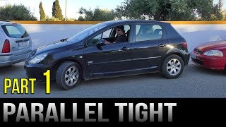 How To Parallel Park In A Tight Spot - Part 1
