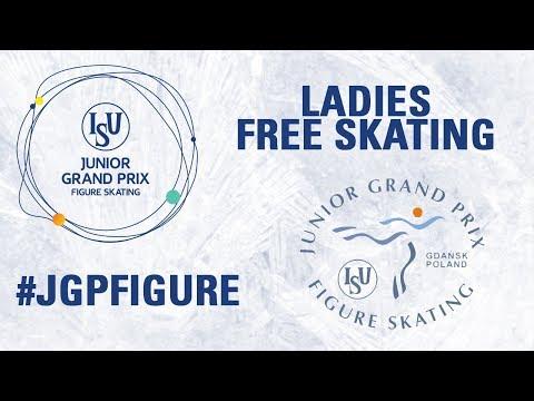 Ladies Free Skating GDANSK 2017
