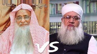 dr wasiullah abbas molana khalil ur rahman sajjad nomani ulama e deoband ahle hadees urdu hindi