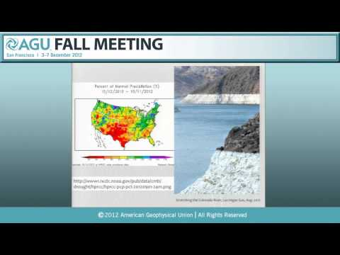 GC52A. Mechanisms of Past and Future Droughts in the Southwest United States - 2012 AGU Fall Meeting