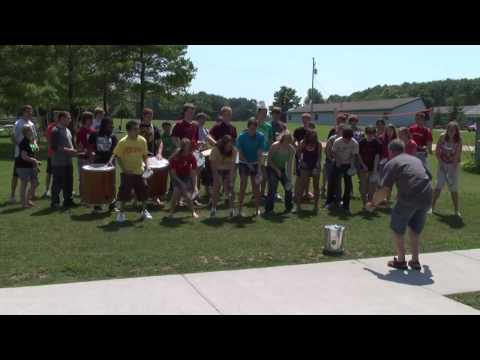 Birch Creek Samba Class