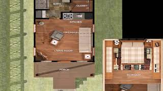 Tiny House Plans With Master On Main  See Description   See Description
