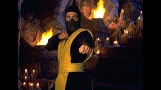 Scorpion training.. (MK-conquest)