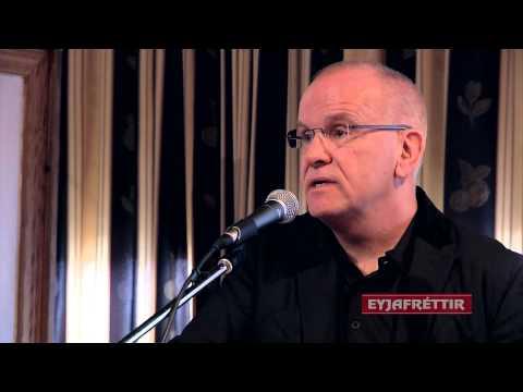 Fréttapýramídinn 2014 - Páll Magnússon um Eyjafréttir á tímamótum