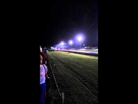 Drag Bike Girl @ US 36 Raceway