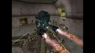 Half-Life Madness - Gargantua VS (so many) Human Grunts