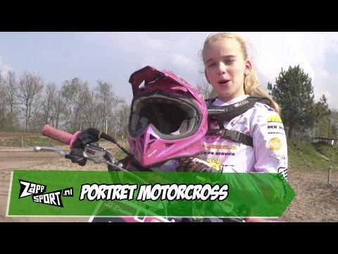 Portret Motorcross |
