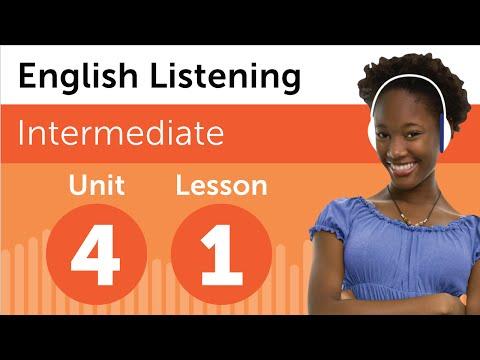 English Listening Comprehension - Organizing a Meeting in The USA