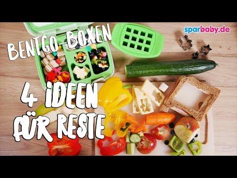 Bentgo Snackbox: 4 tolle Ideen für leckere Reste-Rezepte // Resteverwertung