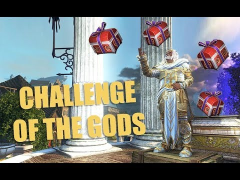 Neverwinter - Challenge of the Gods