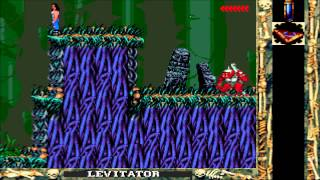 Blackthorne Gameplay - MS-DOS / PC (1994) - Level 5 (RRYB)