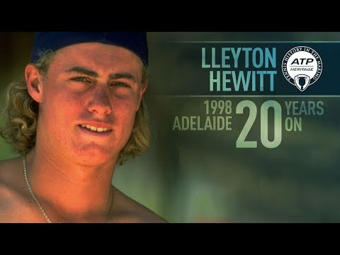 From The Vault: Hewitt Wins First Title At 1998 Adelaide