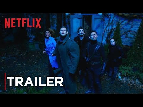 The Umbrella Academy | Tráiler oficial  | Netflix