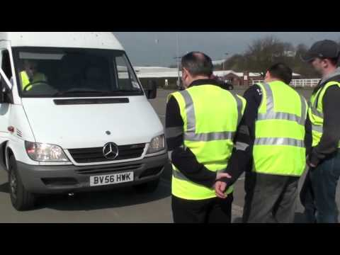 Van Driving - Vehicle checks