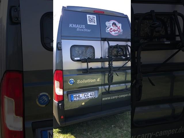 Knaus BoxStar Solution 4 von außen