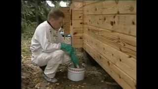 видео Как максимально защитить деревянный дом?