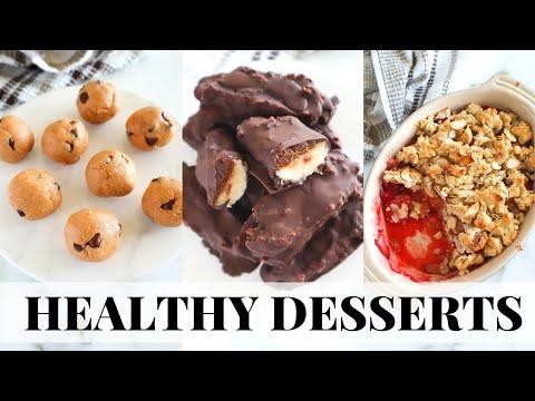 5 Healthy Summer time Desserts Under 325 Calories