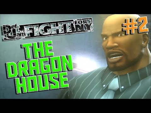 Sean Paul, The Dragon House, and New Fight Styles! | DEF JAM FIGHT FOR NY Story Mode PART 2