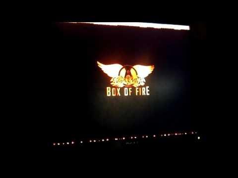 Aerosmith Box Of Fire Screensaver