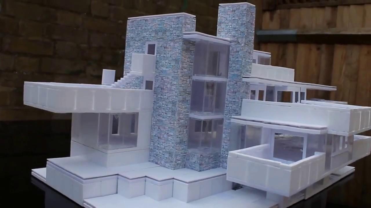 gutes Geschäft Premium-Auswahl kaufen Arckit - Frank Lloyd Wright's Falling Water Representation