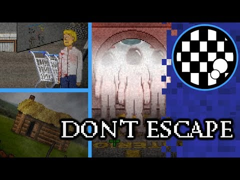 Don't Escape Trilogy | Point and Click Horror