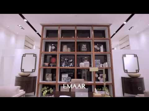 The Personal Shopping Lounge by Ethan Allen at The Dubai Mall