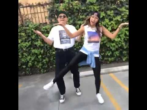 Watch Me ( Whip/Nae Nae) Father and Daughter‏