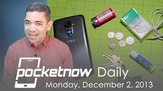 LG G Flex torture test, Galaxy Note 3 lite, FTC approves Microsoft+Nokia & more - Pocketnow Daily