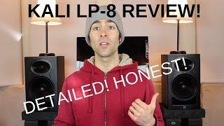 Kali Audio LP-8 review! Honest. Detailed. #kalireview