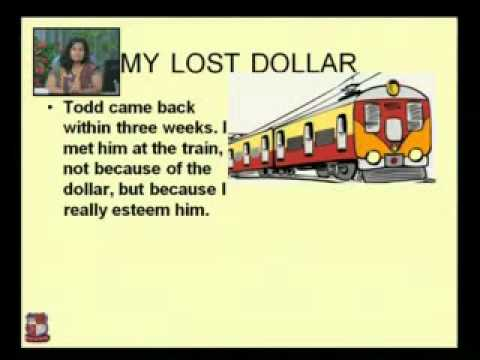essay on my lost dollar by stephen leacock