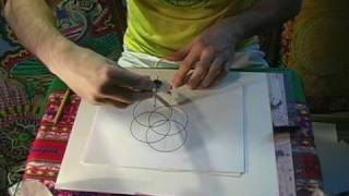 Sacred Geometry: drawing a Seed of Life