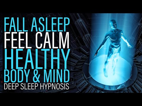 Fall Asleep with Hypnosis for a Calm Mind and Healthy Body