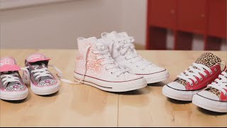 DIY Ways to Customize Converse Part 1