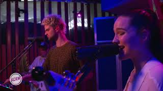 Sofi Tukker Performing Best Friend Live On KCRW