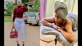 Irene Uwoya azua balaa Mtandaoni,picha yake yaleta sekeseke,amtaja aliyemfanyia massage