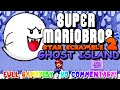 Super Mario Star Scramble! 2 : GHOST ISLAND!  (Full Gameplay ; No Commentary!) [HD&60FPS]