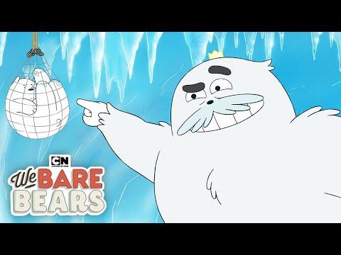 We Bare Bears   Ice King Ralph   Cartoon Network