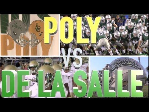 De La Salle vs Long Beach Poly : HSFB California : UTR Highlight Mix 2015