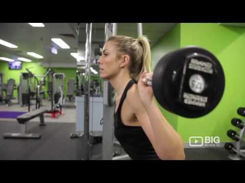 Anytime Fitness Gym In Sydney For 24 Hour Fitness And Gym Membership