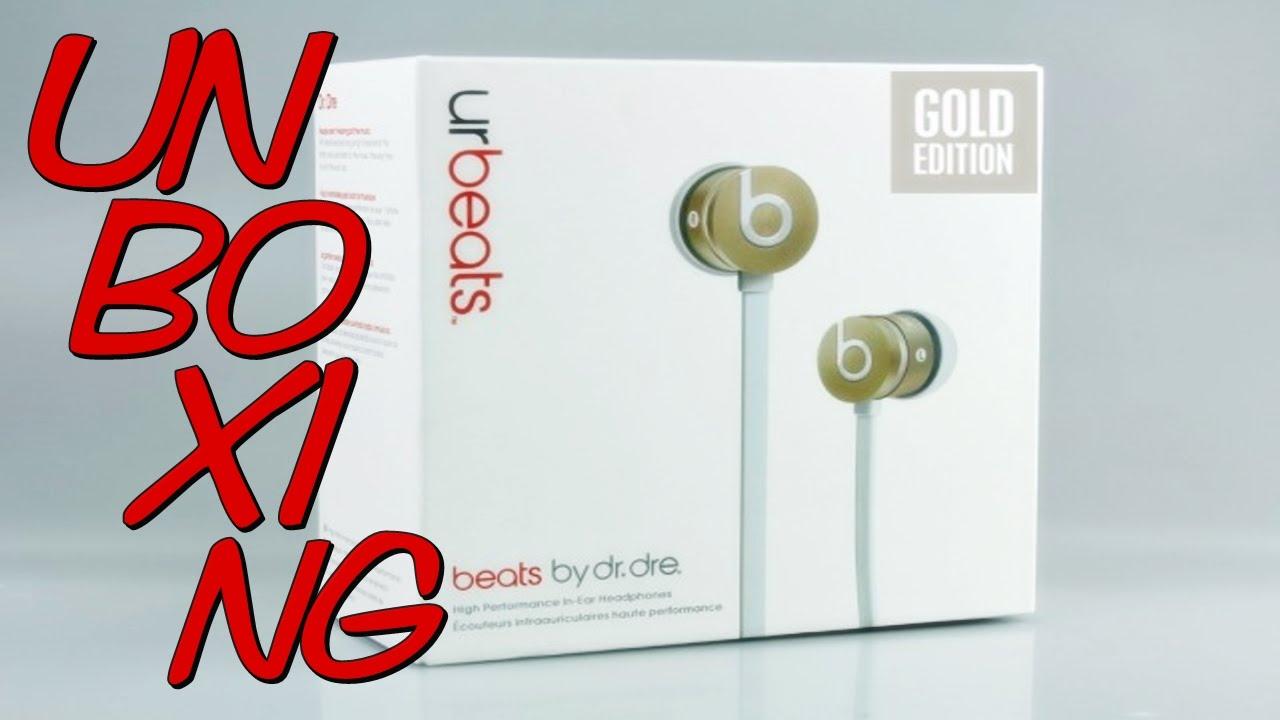 de732f2fb2b Unboxing Fone UrBeats Gold Beats Dr. Dre Edward Fan Aliexpress (PT-BR) HD