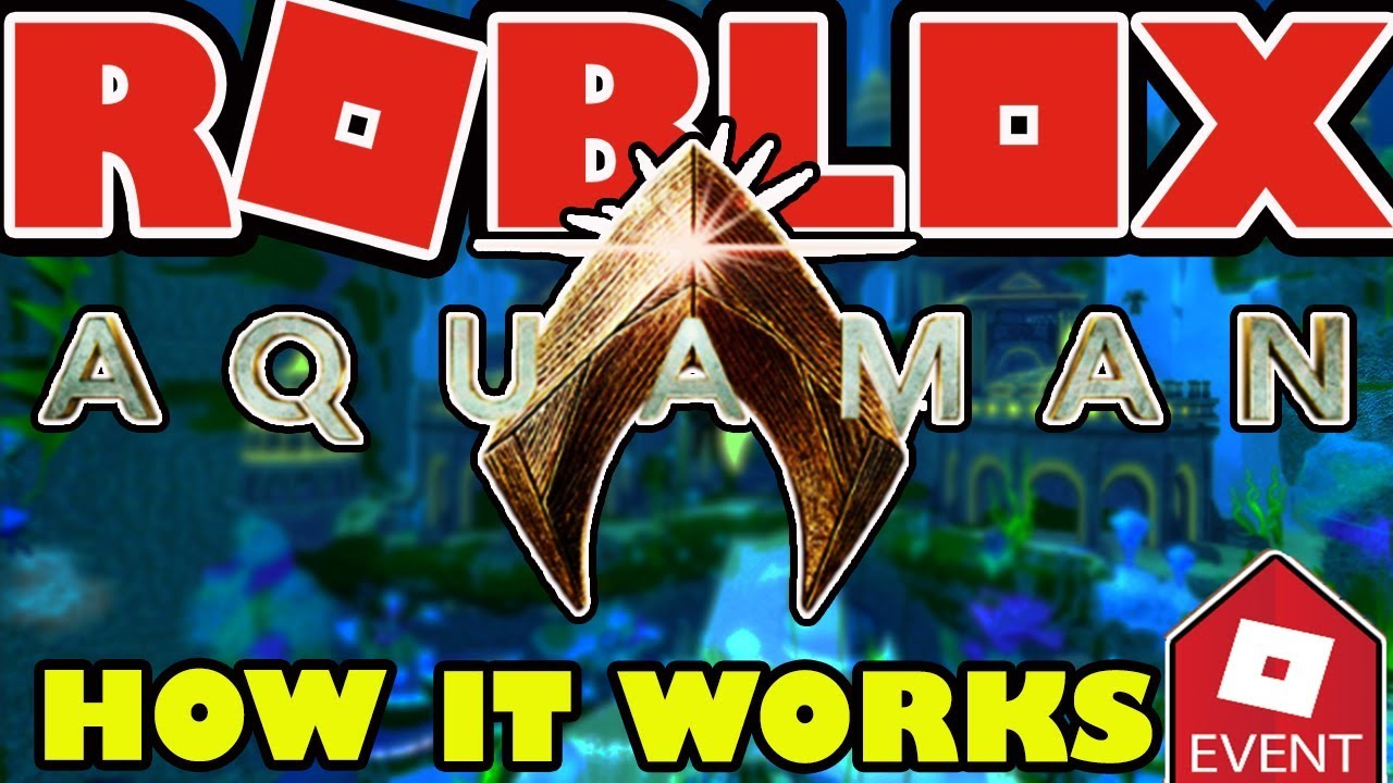 Event How The Aquaman Event Works In Roblox Trials Arena