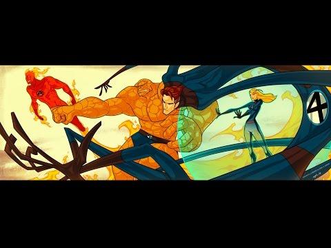 Fantastic Four comic [MN: RotI]