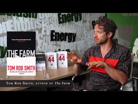 Interview With Tom Rob Smith
