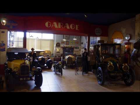 Musée automobile 1900